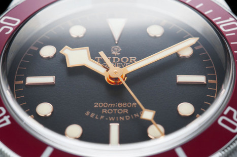 Tudor Heritage Black Bay   luxury watches   Scoop.it