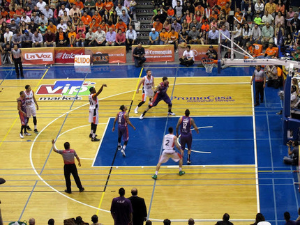 Tonight the Soles de Mexicali play the national championship decider in the LNBP! | Baja California | Scoop.it