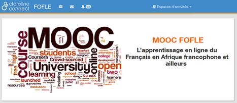 Claroline Connect & FLE | Fondation Orange | MOOC langues étrangères | Scoop.it