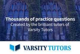 Free Learning Tools - Varsity Tutors | Learnig | Scoop.it