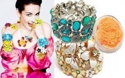 Biżuteria sztuczna a prawdziwa | fashion jewelry | Scoop.it