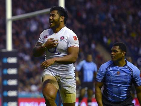 What should England do with Manu Tuilagi? - The Independent | The World of Rugby Football Union | Scoop.it