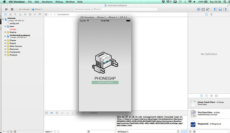 From HTML5 to iOS native game with PhoneGap – step by step guide   Adobe Flash Platform   Scoop.it