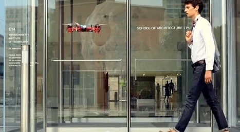 The Future of Personal Drone Navigation Is Here | Tracking the Future | Scoop.it