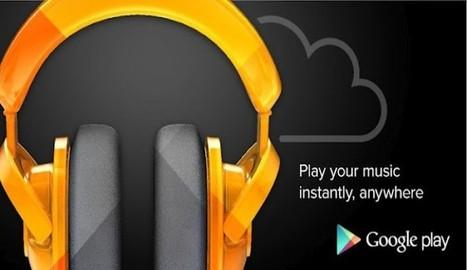 Google Play Music nos ofrece ver una visualización de partículas con la música | ARTE, ARTISTAS E INNOVACIÓN TECNOLÓGICA | Scoop.it