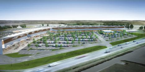 Chronique de la mort du centre ville de Bourges annoncée | Concilier dynamisation centre-ville et création zone commerciale | Scoop.it