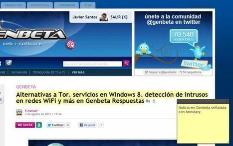 13 extensiones de Chrome para 2013 | Educación con TIC | Scoop.it