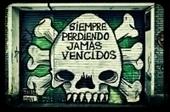 Graffiti, persecución del sistema | Artistica visual en la escuela | Scoop.it