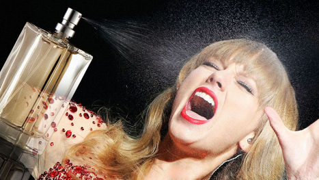 Check Out Taylor Swift's 'Incredible' New Fragrance | Fragrance News and More | Scoop.it