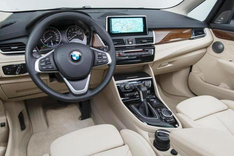 2015 BMW 2 Series Active Tourer is the first front-wheel-drive bimmer | MotorExposed.com | Car news | Scoop.it
