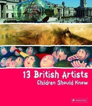 13 British Artists Children Should Know - Alison BAVERSTOCK | Nouveautés CDI | Scoop.it