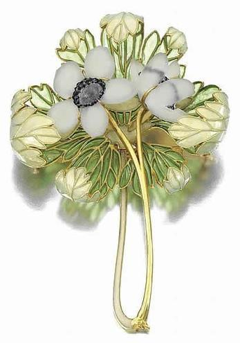 Anenome Brooch | Fashion & Jewelry | Scoop.it