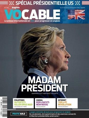 Vocable Anglais n° 742 : Madam President | Les revues de la médiathèque | Scoop.it
