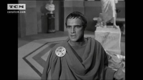 Julio César: cuando la palabra se hace cine | Arte, Literatura, Música, Cine, Historia... | Scoop.it
