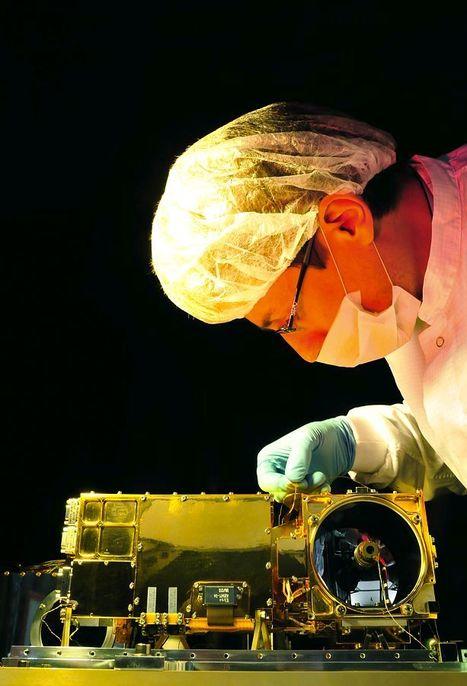 Contribution française 2/2 : l'instrument Chemcam | Mars en août | Scoop.it