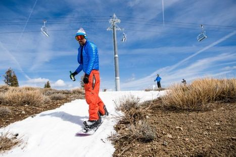 California drought: Sierra Nevada snowpack hits historic low | Sustain Our Earth | Scoop.it