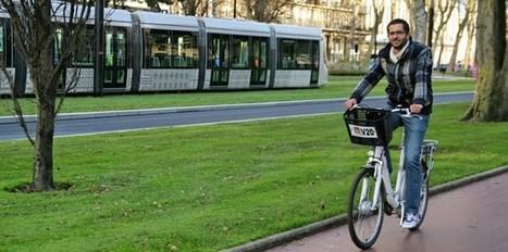 Etude : L'évolution de la mobilité urbaine en France | Transport & territoires | Scoop.it