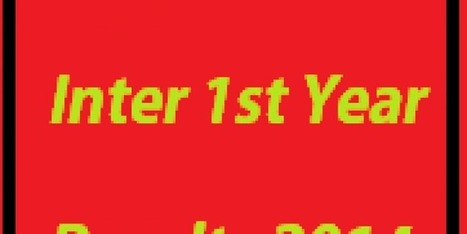 Download AP Inter 1st Year Results 2014 Jr.Inter Marks bieap.gov.in   Aptitude Any   Aptitudeany   Scoop.it