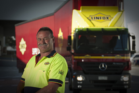 Linfox crunches big data to keep trucks on time | big data | Scoop.it