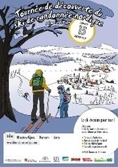 3ème édition de la journée de découverte du Ski de Randonnée Nordique | Tourisme vert | Scoop.it