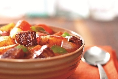 Lean Vegetable Beef Stew - Go Dairy Free   Amazing Soup Recipes   Scoop.it