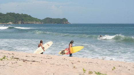 Surf et détente à San Juan del Sur au Nicaragua - Canoë   L'actu de l'écotourisme   Scoop.it