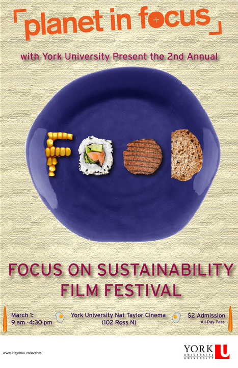 Focus on Sustainability Film Festival to screen four documentaries | Documentary Landscapes | Scoop.it