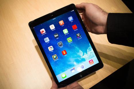 Apple's new iPad Air the precursor to an 'iPad Pro'? | Lektz | Scoop.it