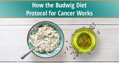 How the Budwig Diet Protocol for Cancer Works | Cancer - Advances, Knowledge, Integrative & Holistic Treatments | Scoop.it