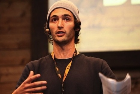 Jason Silva: The Nature Of Creativity And How We Can Embrace It [PSFK 2013] - PSFK | Personas 2.0: #SocialMedia #Strategist | Scoop.it