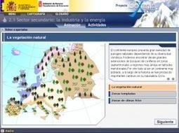 Clases de Geografía en Internet con el proyecto Sextante   Enseñar Geografía e Historia en Secundaria   Scoop.it