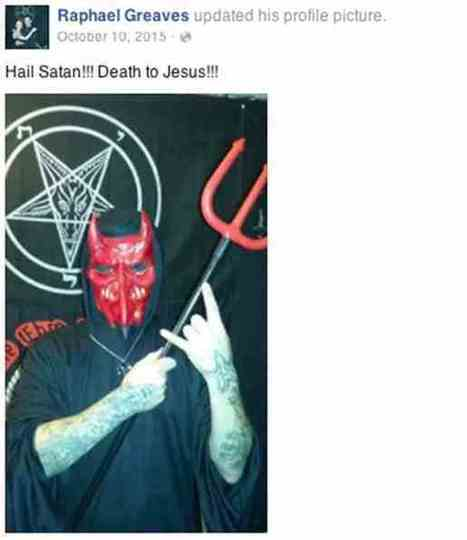 Update: Alleged gunman's friend says issue likely was alcohol, not Satanism | Satanism | Scoop.it