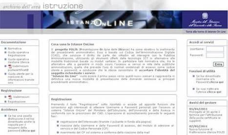 Scopri come si effettua l'iscrizione online | Concorso Scuola | Scoop.it