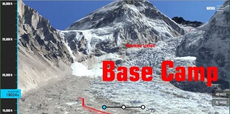 Climb Mount Everest (3D) | Marc's private collection | Scoop.it