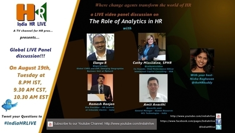 The Role of Analytics in HR | Human Resources | Scoop.it