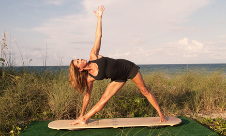 A New Way To Yoga | Fitness | balanceandboards.com | Scoop.it
