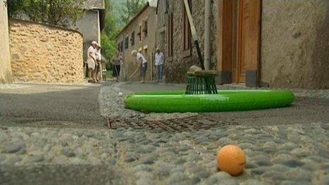 Vielle Aure : le tourisme se met au golf - France 3 Midi-Pyrénées | Golf | Scoop.it