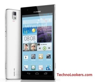 Leaked Specs Huawei Ascend P2 | Technolookers.com-Looking ... | Tech curry | Scoop.it