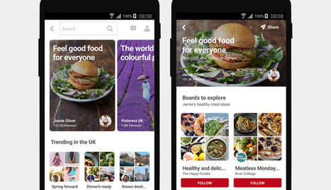 More Than Half of Pinterest's Users Are From Outside the U.S. But Is That Enough? | Pinterest | Scoop.it