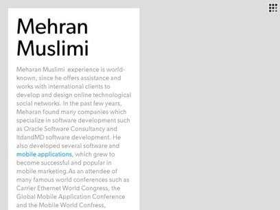 Mehran Muslimi | Application Mehran Muslimi | Scoop.it
