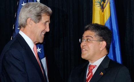 Jaua: Venezuela y EEUU tendrán embajadores este año | Curiosidades | Scoop.it