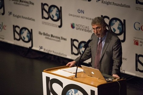 Optimism is the only option: The Washington Post's Marty Baron on the state of the news media | Convergence Journalism | Scoop.it