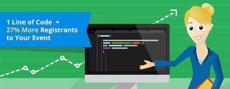 How 1 Line of Code Can Net you 27% More Registrants | Software Trends | Scoop.it