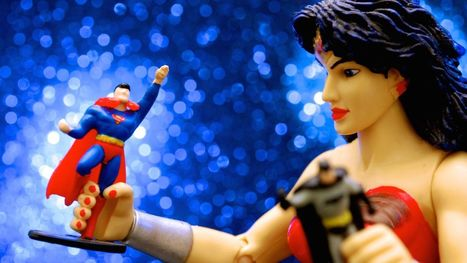 """""""It's not 'gay' marriage""""—why Wonder Woman and other comics tell strong political stories 
