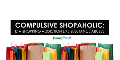 Compulsive Shopaholic: Is A Shopping Addiction Like Substance Abuse? | Woodbury Reports Review of News and Opinion Relating To Struggling Teens | Scoop.it
