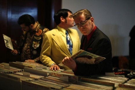 Who, Exactly, Is Fueling the Vinyl-Records Renaissance? | deejay | Scoop.it