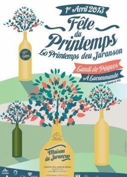 LO PRIMTEMPS DEU JURANSON, le 01/04/2013 à - Mon Vigneron | Agenda du vin | Scoop.it
