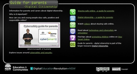 Digital citizenship guide for parents | iQ | Digital Citizenship Information | Scoop.it