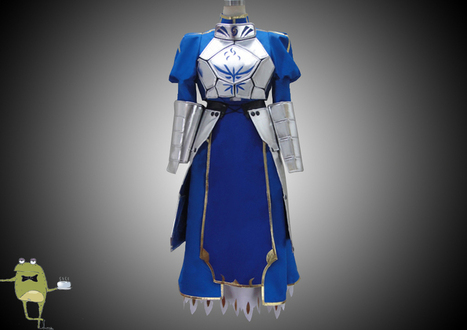 Fate/Stay Night Saber Armor Cosplay Costume for Sale | Anime Cosplay Costumes | Scoop.it