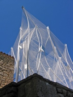 [Lacoste, France] Windshape / nArchitects | The Architecture of the City | Scoop.it